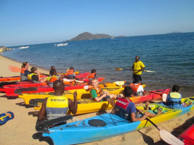 Kayaking Course