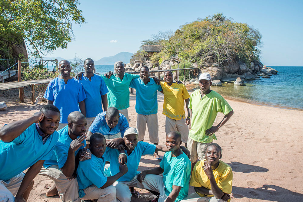 kayak africa team